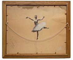 Colossal | An art and design blog. | Page 3 #ballerina #banksy