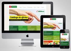 supermercado trevole web #soto #trevolees #granada #sitio #website #estudio #web