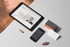 Vesha – Law by For Brands #branding #stationery #website