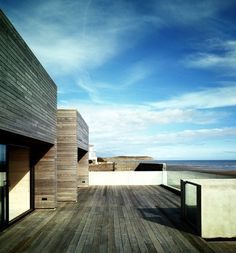 Dezeen » Blog Archive » Seaside House by A2 Architects #architecture