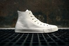 Converse 2012 Spring Chuck Taylor Premium White Leather | Hypebeast