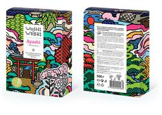 WoshiWoshi The Dieline #packaging