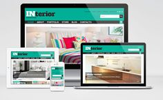Interior : Free Woocommerce Theme for Furniture Store