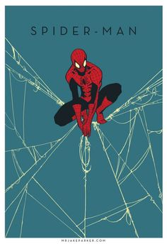 Spectacular Avengers Spiderman #avengers #spiderman #minimal #illustration