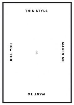 raumbesetzung #raumbesetzung #kuschner #poster #andreas #typography