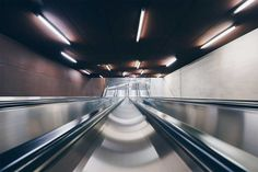 Underground Symmetry: Geometric Shapes in The Subway of Budapest by Zsolt Hlinka