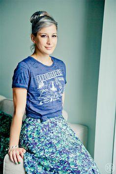 Rachel Antonoff On: Scents & Silliness #fashion #style #beauty