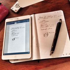 Livescribe 3 Smartpen for Tablets and Smartphones #tech #gadget #ideas #gift #cool