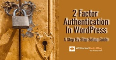 How To Setup WordPress Two-Factor Authentication 🔐 ?(Step By Step)