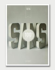 Tom Davie – Typographic Goods / Aqua-Velvet #design #graphic #typography