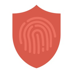 See more icon inspiration related to fingerprint, security, protection, fingerprints, fingerprint outline and interface on Flaticon.