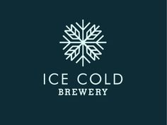 #snowflake #snow #geometric #logo
