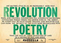 Babylon Falling #typography #poster #revolution #guerrilla
