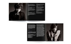 CHESTER FRENCH - LOVE THE FUTURE | CD BOOKLET