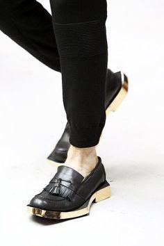 Juun.J #loafers