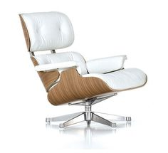 Lounge Chair by Charles & Ray Eames #lounge #chair #furniture #eames