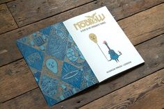 Nobrow – Nobrow 5: A Few of my Favourite Things #nobrow