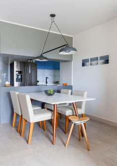 Guaruja Flat Refurbished by Estudio BRA for a Retired Couple 8