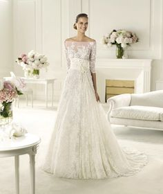 Janeta Samp for Elie Saab 2013 Bridal Collection #model #girl #lookbook #campaign #collection #bridal #photography #fashion #dress #wedding