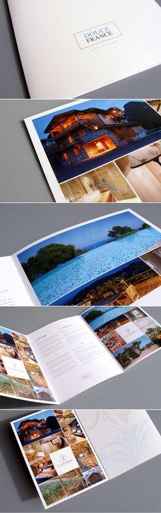 Brochure #trifold #print #identity #brochure