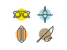 Mister Dress Up Icons #icon #pictogram #symbol