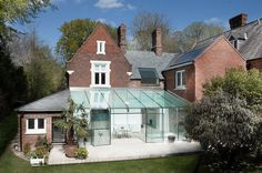 The Glass House by AR Design Studio #interior #design #decor #architecture #deco #decoration