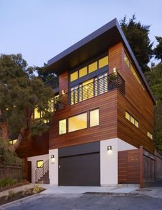 WANKEN - The Blog of Shelby White » Cole Valley Hillside Residence