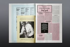 JAZZ JOURNAL 2010 on the Behance Network #print