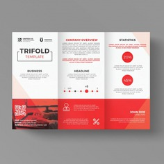 Trifold business brochure template Premium Psd. See more inspiration related to Brochure, Flyer, Business, Cover, Template, Geometric, Leaf, Brochure template, Leaflet, Flyer template, Stationery, Elegant, Corporate, Company, Corporate identity, Booklet, Document, Trifold brochure, Business flyer, Identity, Classic, Business brochure, Page, Trifold, Brochure cover and Fold on Freepik.