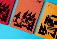 Wigan Little Theatre by Alphabet #print #graphic design #program
