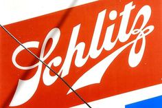 Typeverything.com - Schlitz Beer. ... - Typeverything