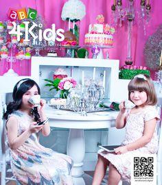 ABC4KIDS portada FEB_13 on Behance #cake #smartphone #coffee #tablet #cover #cupcake #tea #fashion #magazine #kids
