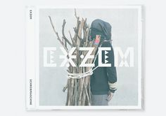 HelloMe — Exzem #cover #hellome #design #graphic