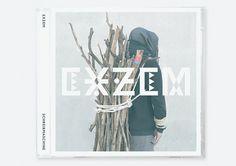 HelloMe — Exzem #cover #hellome #design #graphic