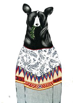 """De los úrsidos"" by Sara Landeta 