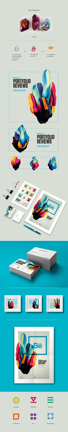 Behance Portfolio Reviews SP #6 on Behance