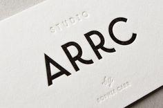 moodley brand identitystudio arrc #typography