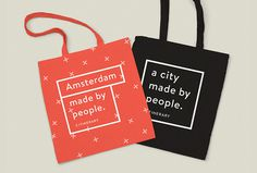 Citinerary by Frederique Matti #branding #bag