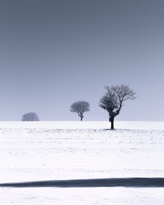Minimalist Natural Landscape Photography by Bleron Çaka