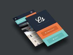 UI / Creative Status #app #ui