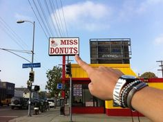 California vol.3 : Audrey Evrard AKA Mocosa #miss #donuts #picture #travel