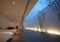 Minimalist House by Shinichi Ogawa & Associates #courtyards #architecture