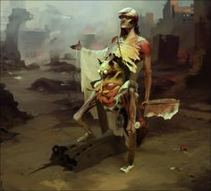 Illustrations by Sergey Kolesov #arts #illustrations #inspirations