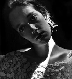 Black and White Portraits by Judy Dater