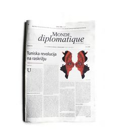 Le Monde diplomatique   Illustrations on Behance