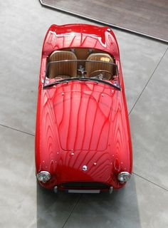 Designspirations #red #car
