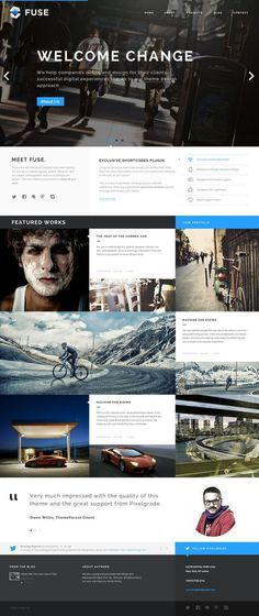 New Trends in Web Design | Abduzeedo Design Inspiration #website #grid #type #web #typography