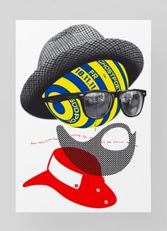Südpol 11/12 « FEIXEN: Design by Felix Pfäffli #illustration #photography #poster