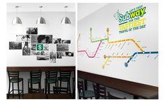 Subway - Rebranding #logo #design #branding