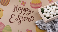 Happy easter day Free Psd. See more inspiration related to Flower, Mockup, Floral, Box, Typography, Spring, Leaves, Celebration, Happy, Font, Holiday, Mock up, Easter, Plant, Drawing, Religion, Egg, Painting, Wooden, Lettering, Traditional, Cloth, Test, Up, Happy easter, Day, Eggs, Cultural, Tradition, Wooden box, Mock, Seasonal and Paschal on Freepik.